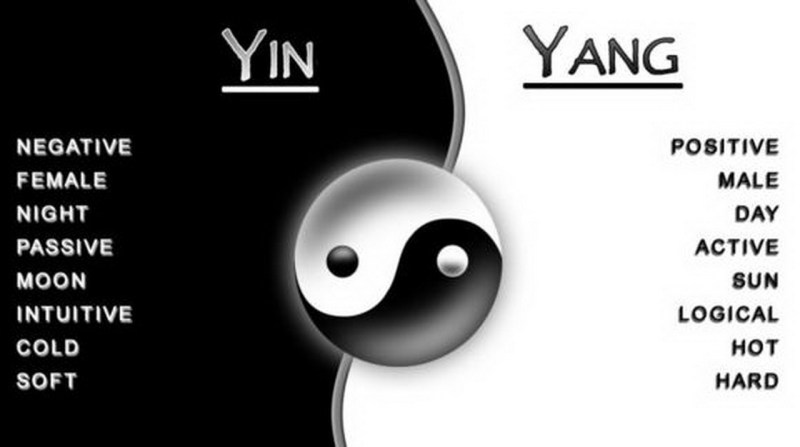 what does yin and yang mean