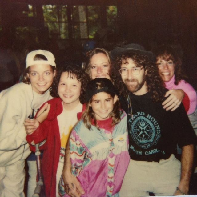 Camp Sunshine 1993. These people in this photo helped make me who I am.