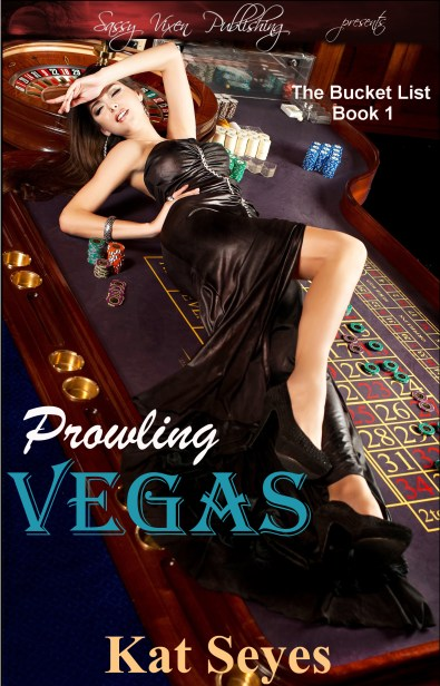 Prowling Vegas Cover