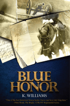 Blue Honor Cover