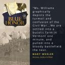 Wexler Review Blue Honor