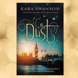 Book coer of Dust by Kara Swanson