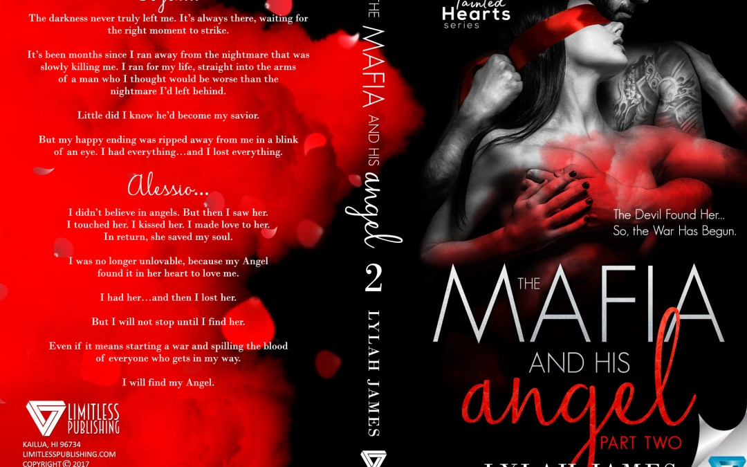 The Mafia And His Angel: Part 2 COVER REVEAL