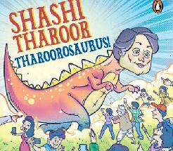 THAROOROSAURUS by Shashi Tharoor