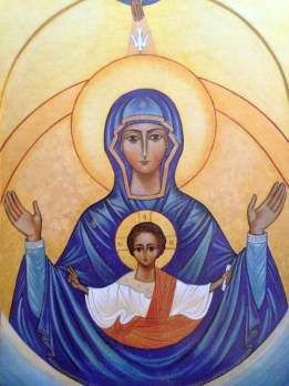 Icon of the Emmanuel Community
