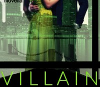 COVER & BLURB REVEAL: VILLAIN