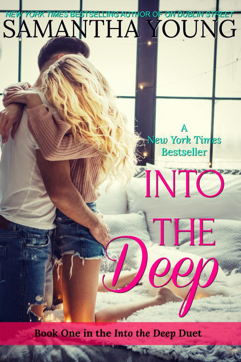 INTO THE DEEP Ebook Cover