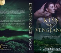 COVER REVEAL: Kiss of Vengeance