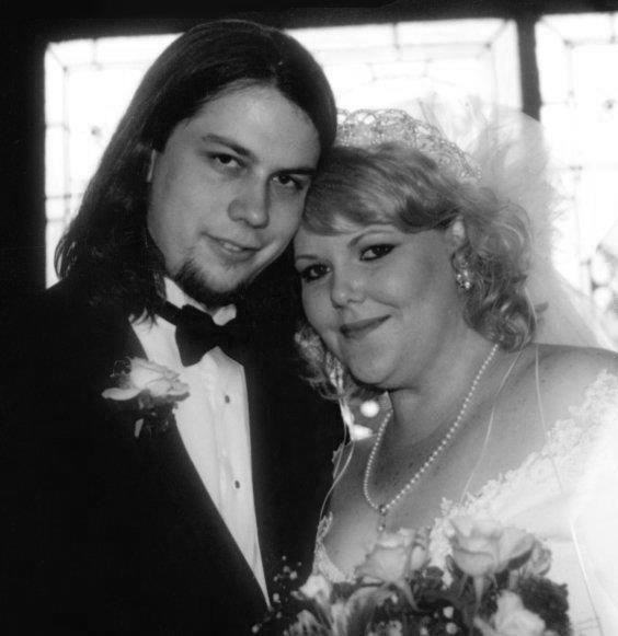 Dan and Sherri 1996