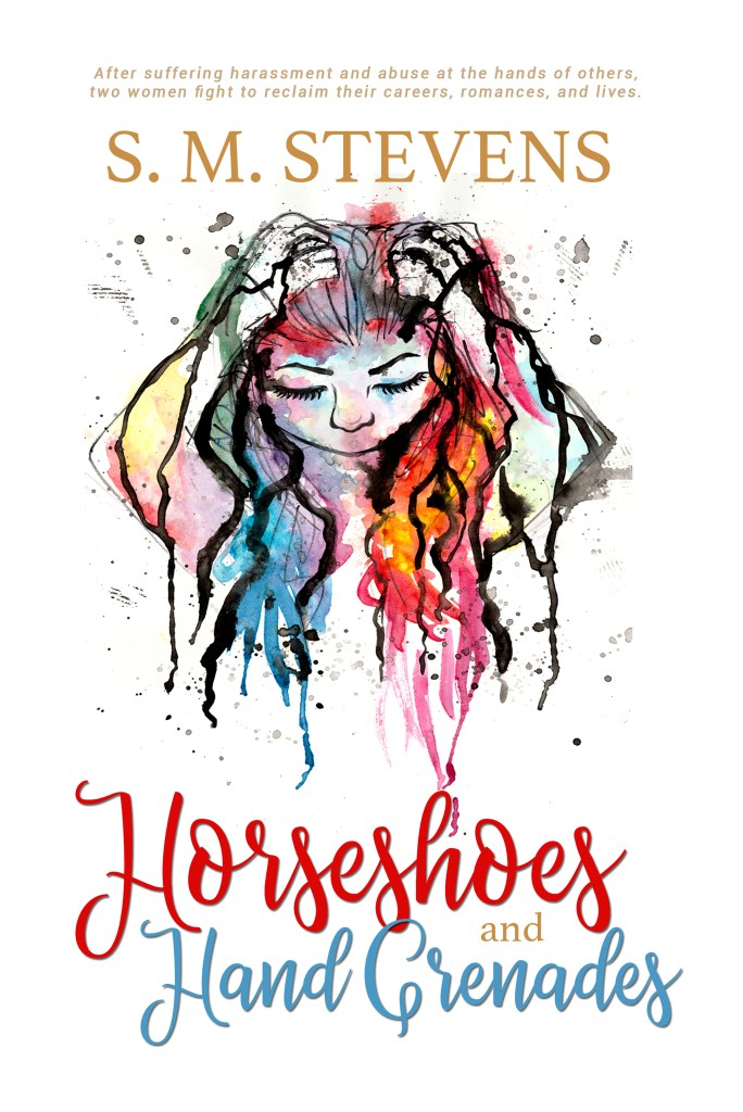 book cover horseshoes and hand grenades
