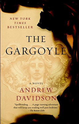cover of novel the gargoyle