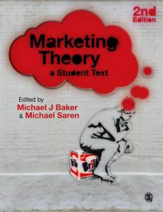 116  Marketing Theory a Student Text 2Nd Ed Michael J Baker And Mi     116  Marketing Theory a Student Text 2Nd Ed Michael J Baker And Mi     authorSTREAM