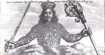 Leviathan cover Thomas Hobbes