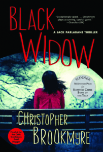 Review of Black Widow by Christopher Brookmyre