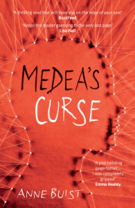 Review of Medea's Curse by Anne Buist
