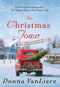 Review and interview The Christmas Town by Donna VanLiere