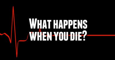 what happens when you die