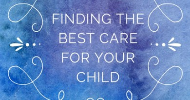 best care for your child