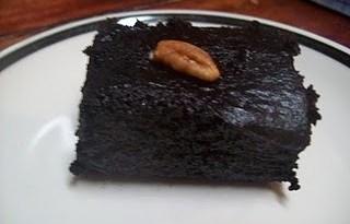 GFCF Brownie