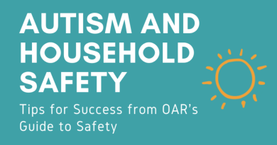 Safety in the Home for Children with Autism
