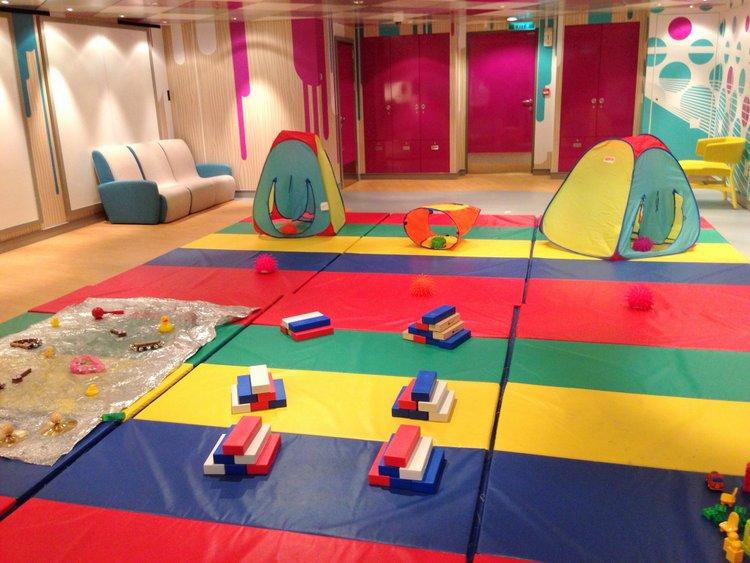 Top Family Fun Activities on Norwegian Breakaway kids