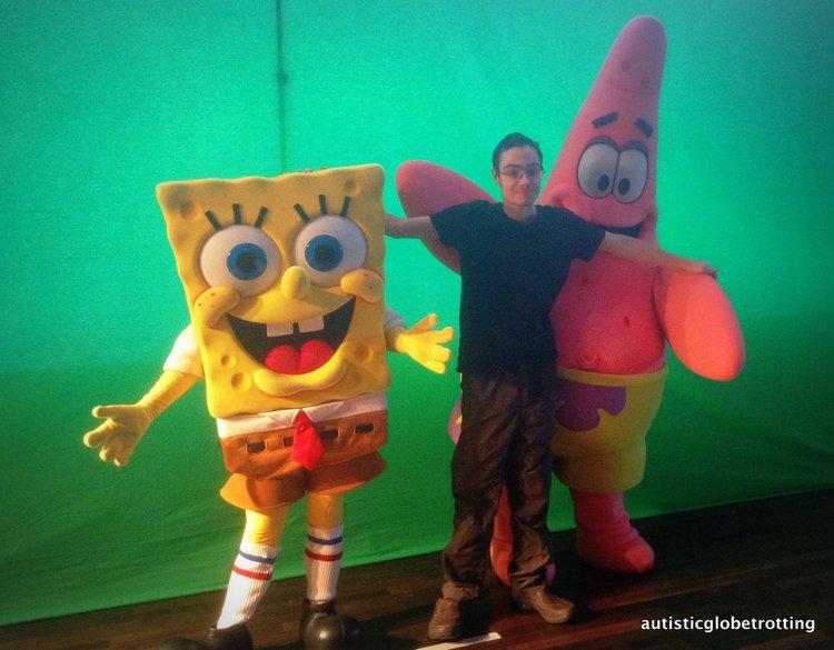 Top Family Fun Activities on Norwegian Breakaway sponge bob