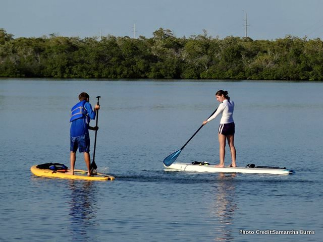 Q &A with Samantha Burns Founder of Unboundedtravel kayaking