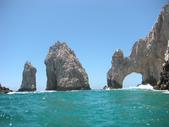 Visiting Cabo San Lucas' El Arco With Autistic Kids s three rocks