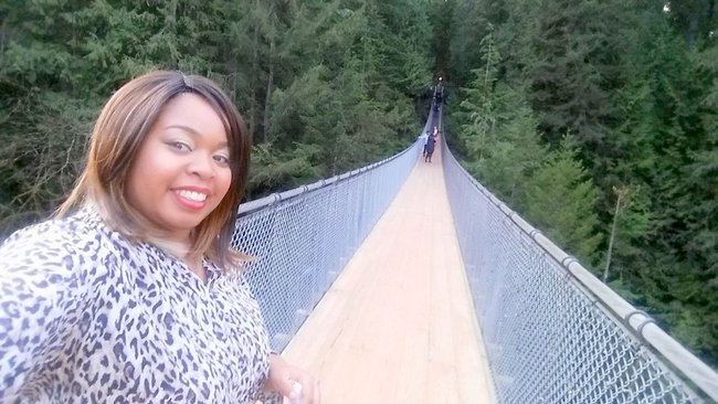 Q&A with Shalese Nicole Heard of Autistic Travel Goddess bridge