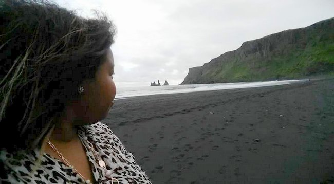 Q&A with Shalese Nicole Heard of Autistic Travel Goddess road