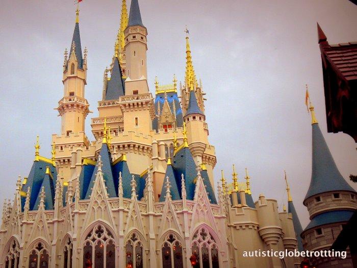 Fourteen Tips For Preventing Sensory Meltdowns at Disney World sky