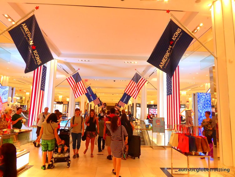 Top Five Kid Friendly Stores in NYC Times Square macy's