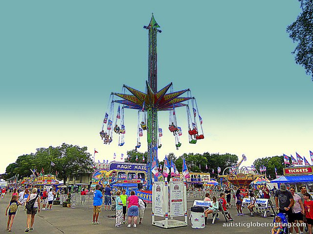 How to Spend your Next 'Stay-cation' state fair ride