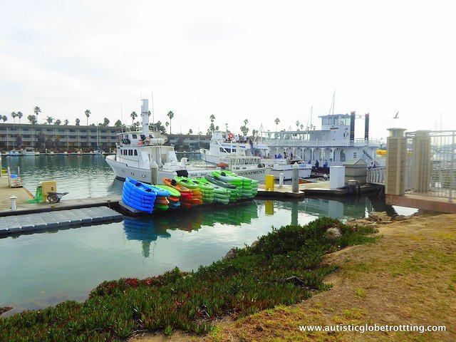 Family Fun on California's Channel Islands Cruise ship