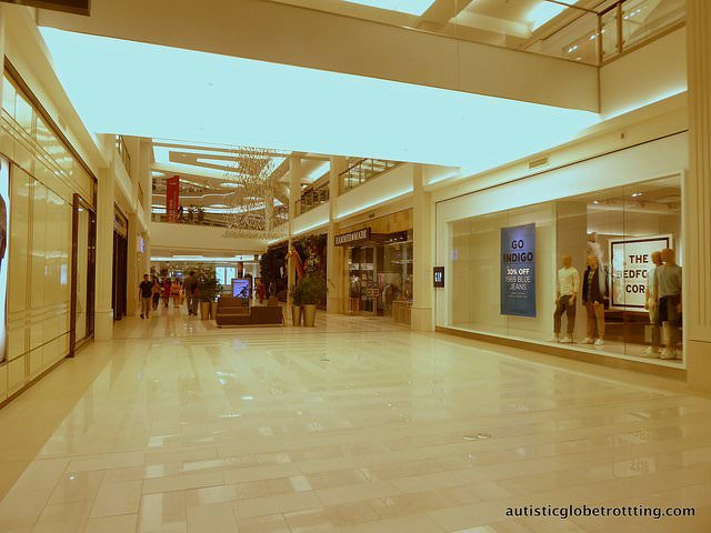 Taking your kids with Autism to the Mall of America stores