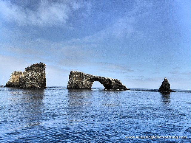Family Fun on California's Channel Islands Cruise blue
