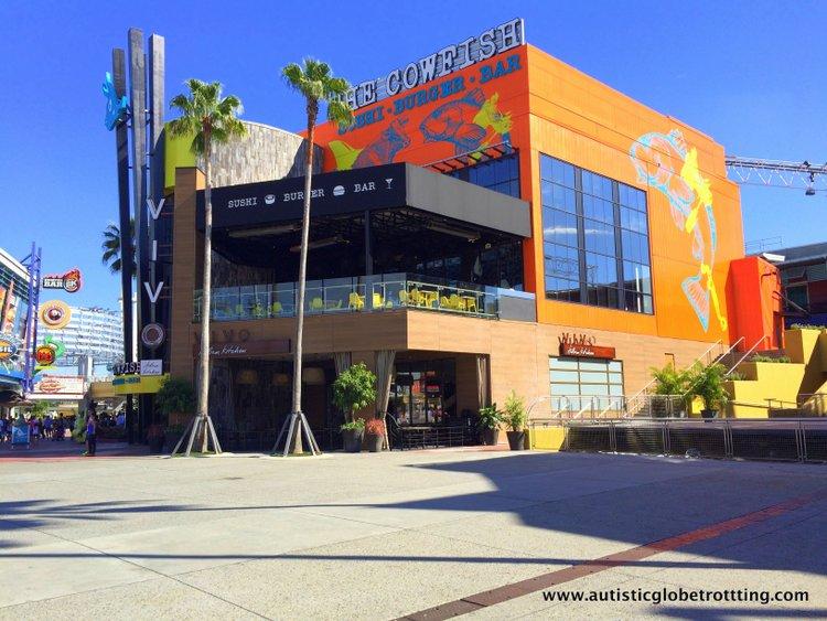 5 Fun Universal Studios CityWalk Restaurants for Families cowfish