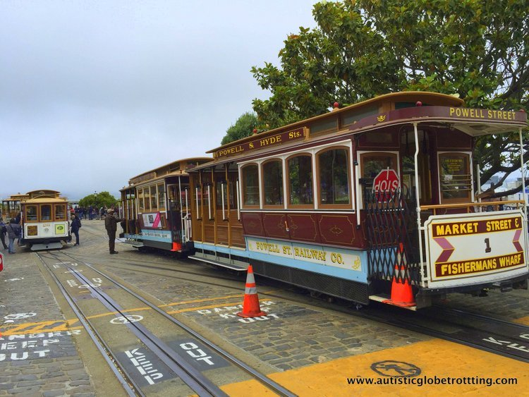 Day Trip with the San Francisco All Inclusive Go Card trolley