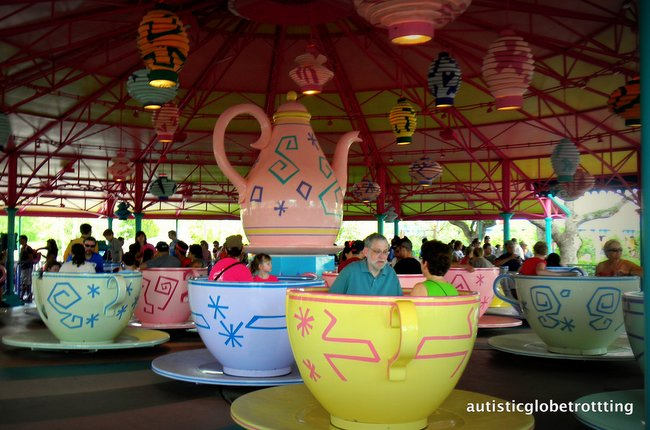 Which Disney Park is Best for Kids with Autism? alice