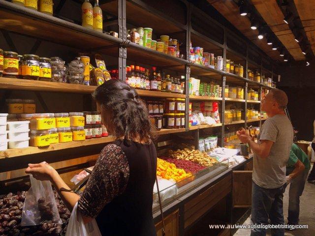 Exploring Tel Aviv's New Food Market Sarona with Family buy