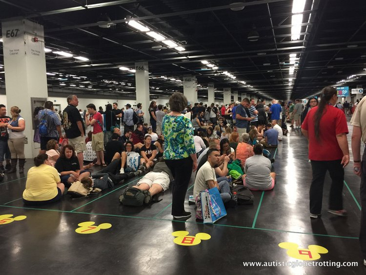 Tips and Quips to Survive the Disney D23 Expo lines