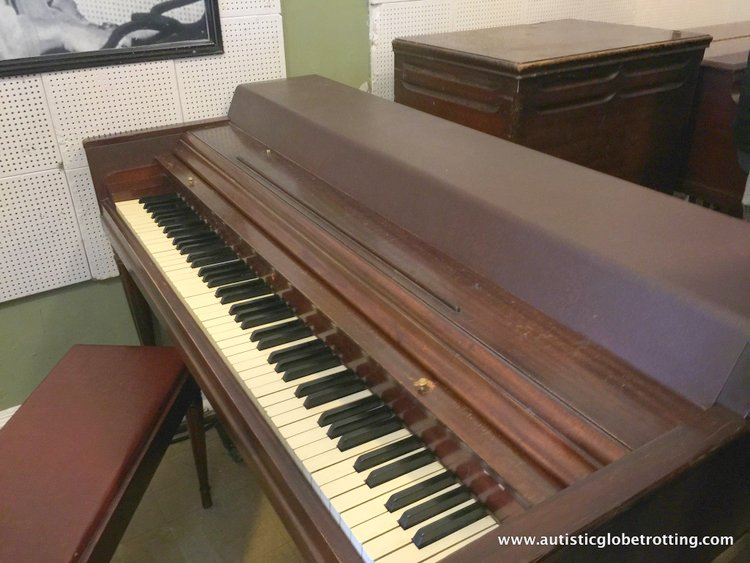 Three Iconic Memphis Music Museums to Explore for Kids with Autism piano