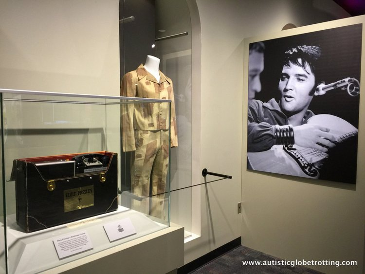 Three Iconic Memphis Music Museums to Explore for Kids with Autism elvis costume