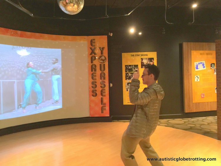 Three Iconic Memphis Music Museums to Explore for Kids with Autism dancing
