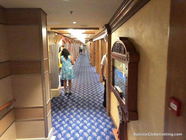 disney dream corridor