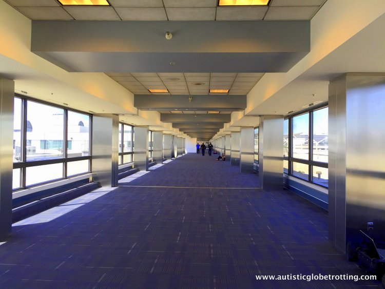 Asked to get 'bumped off 'your flight? Jump! CORRIDOR