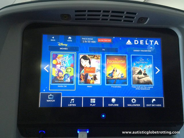Nine ways to accommodate kids with autism while flying app