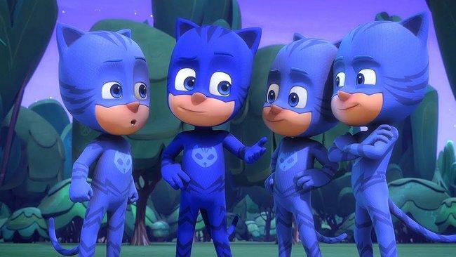 Top Netflix Summer Series for Kids with Autism pj masks