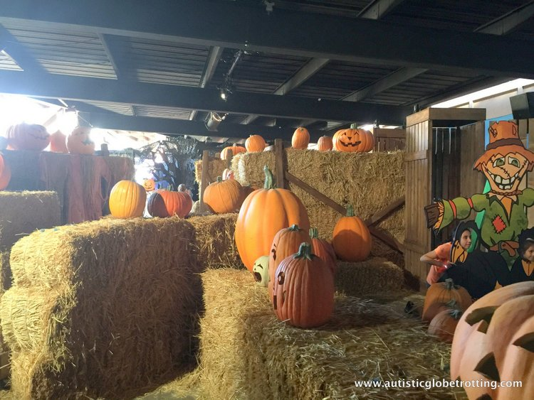 Eight Halloween Theme Parks Celebrations for Families with Autism hay