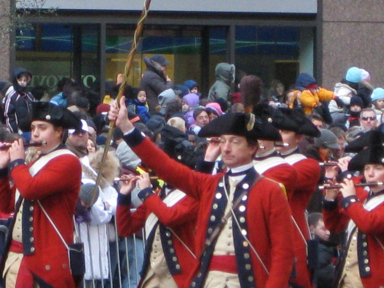 Best Thanksgiving Destinations for autism williamsburg parade